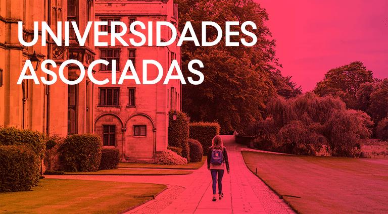 Master - Universidades asociadas
