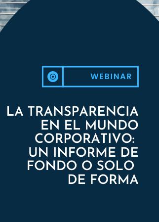 BCN La transparencia en el mundo corporativo_ un informe de fondo o solo de forma _Highlight