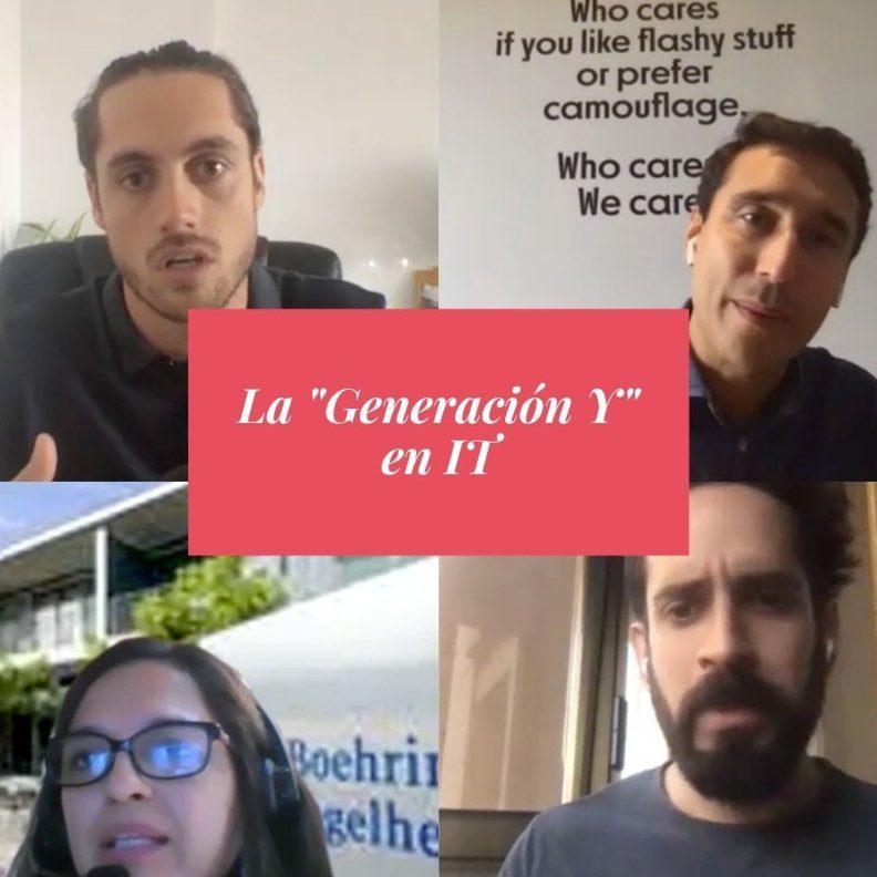 Mesa redonda- la Generacion Y en It