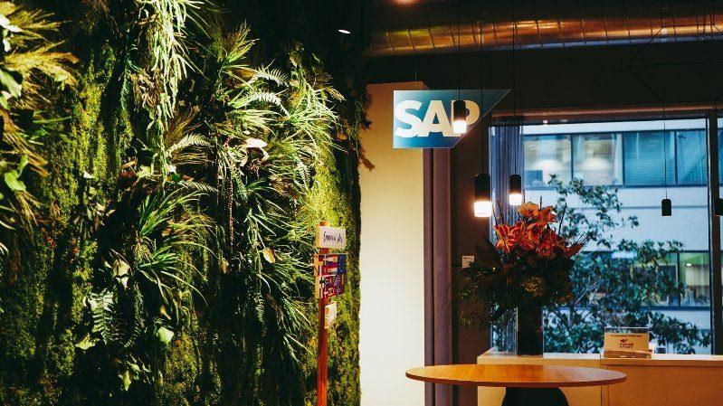 Entrance SAP