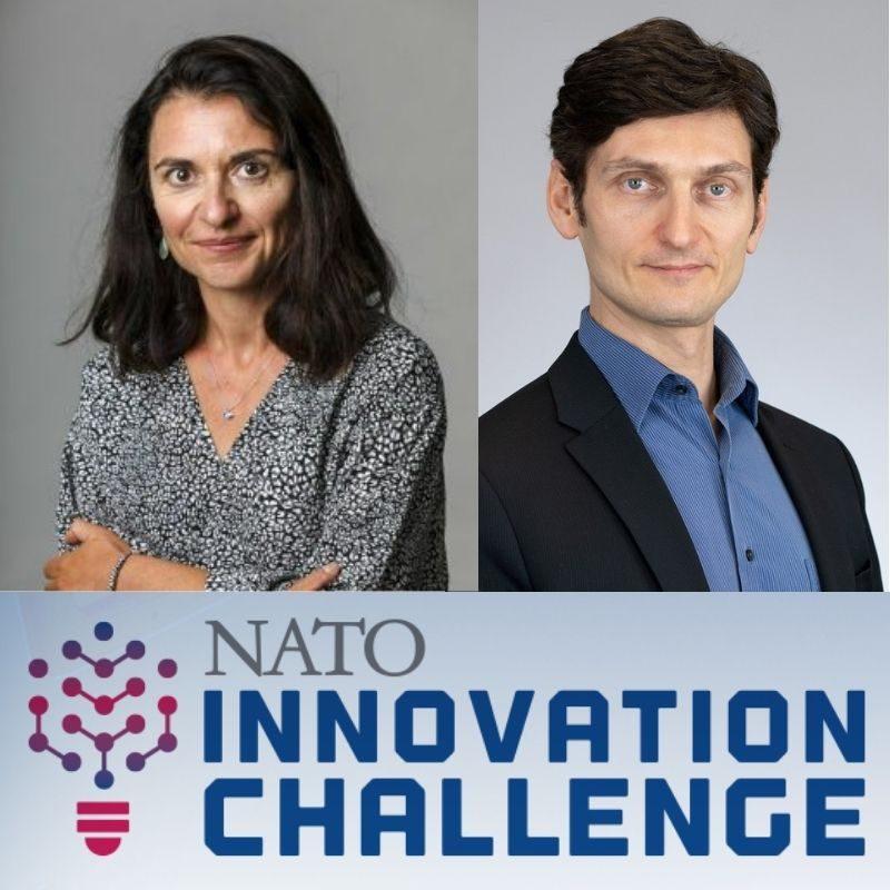 finalistas del desafío NATO 2020