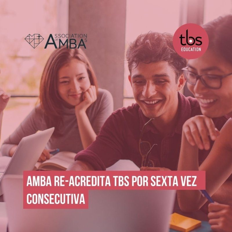 AMBA re acredita TBS por sexta vez