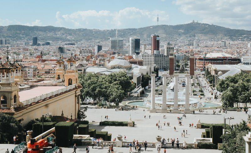 barcelona ODS