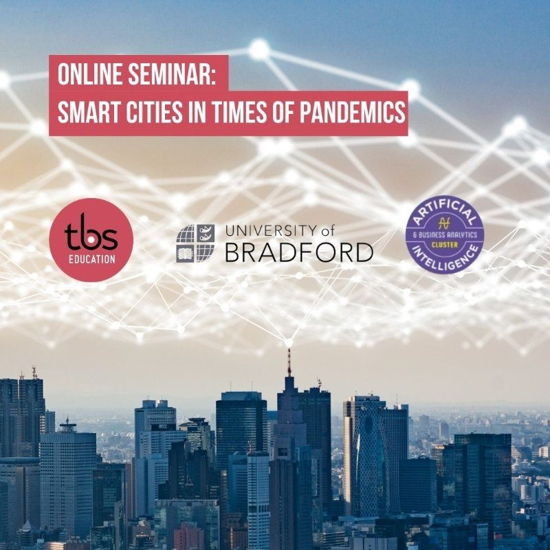 Smart cities times of pandemics