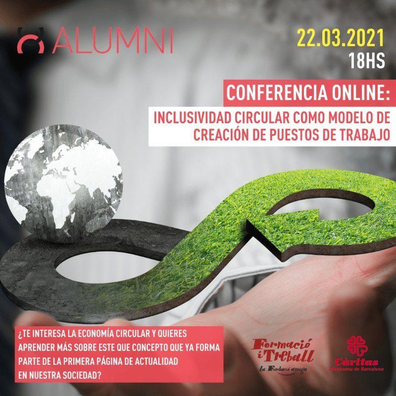 mesa redonda alumni economía circular
