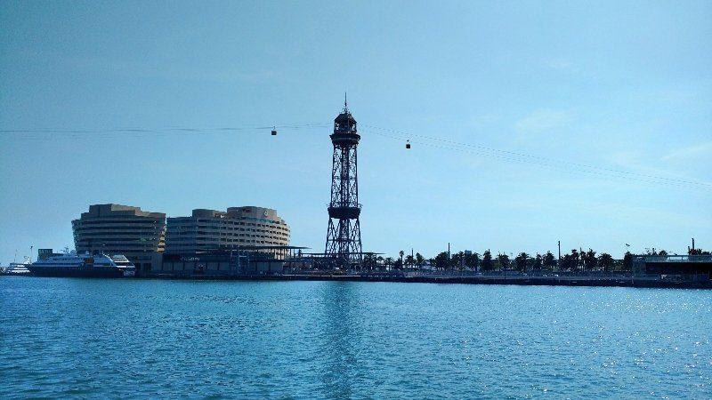 puerto barcelona eocnomía azul
